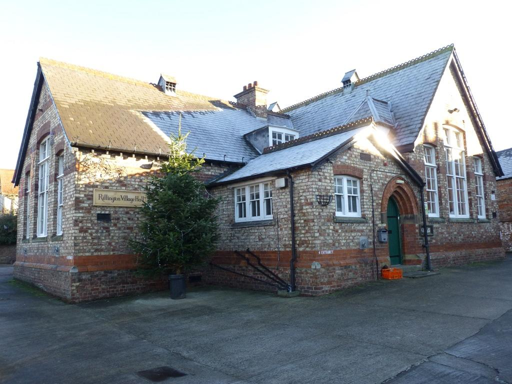 Rillington Village Hall