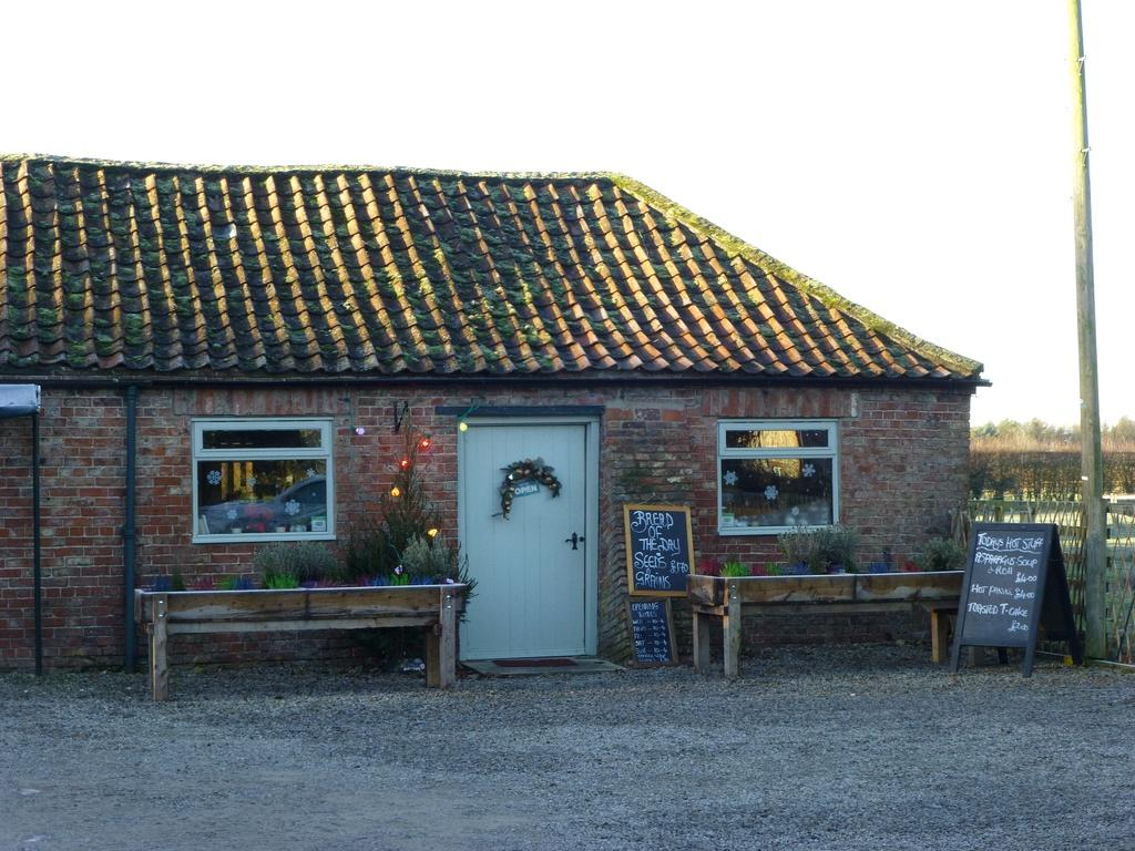 The Farmhouse Bakery
